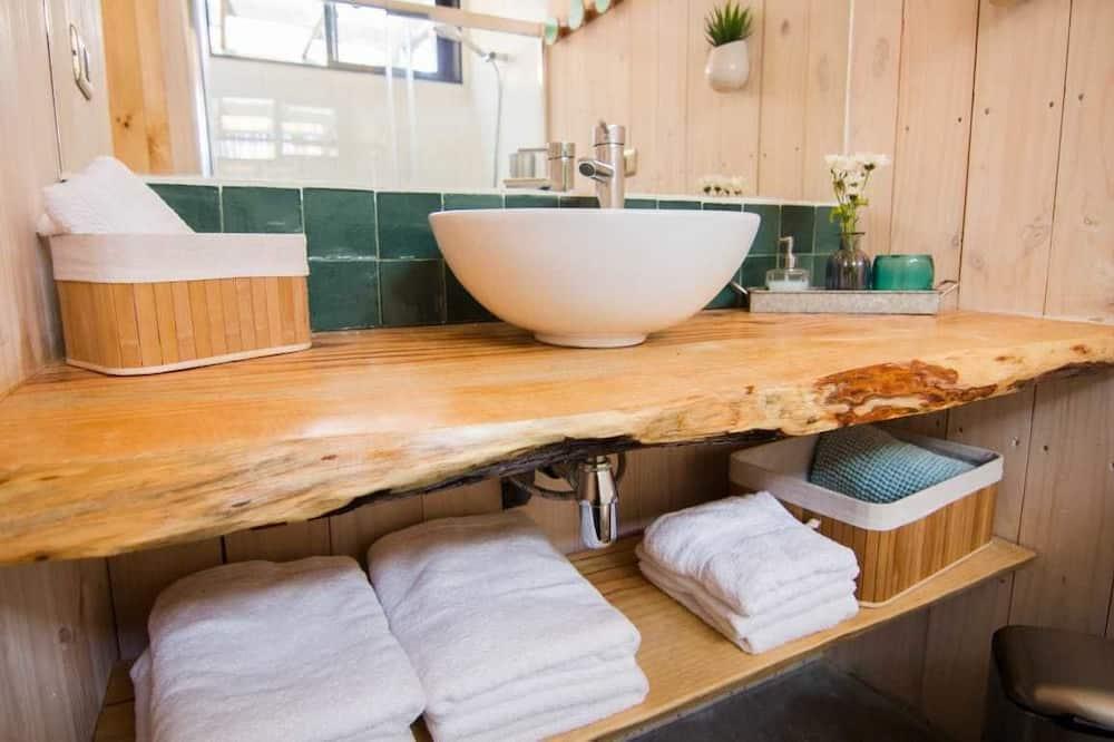 Suite House 4p - Vask på badeværelset