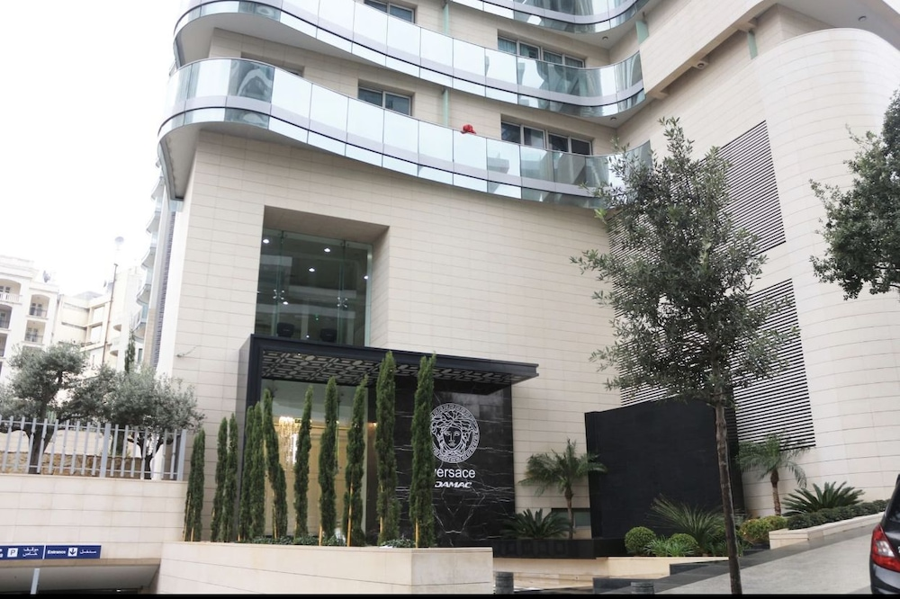 Versace luxury furnished apartments