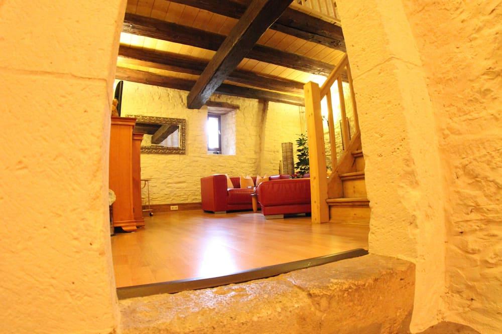 Sviitti (Tower Room) - Vierashuone