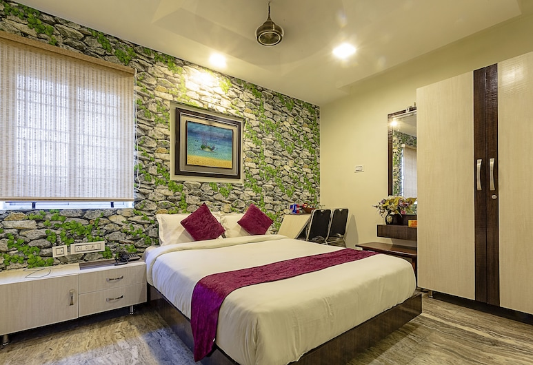 THE SUPREME RESIDENCY, Ченнаи, Представительский номер, 1 двуспальная кровать «Кинг-сайз», для некурящих, Номер