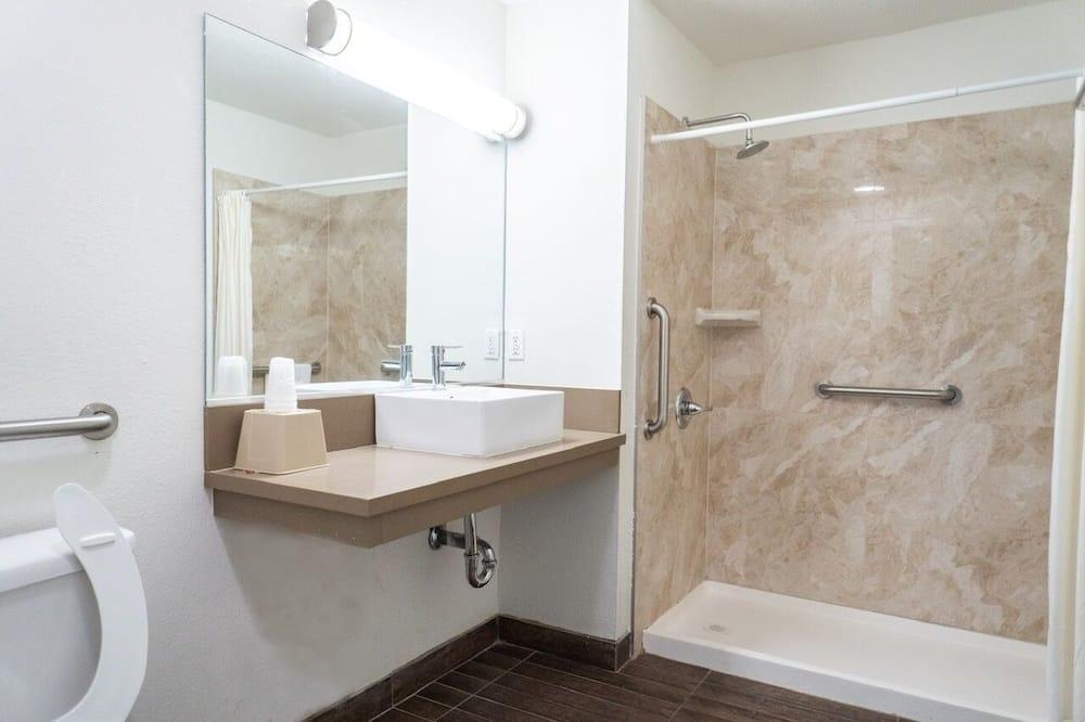 Deluxe Room, 1 Katil Ratu (Queen) - Bilik mandi