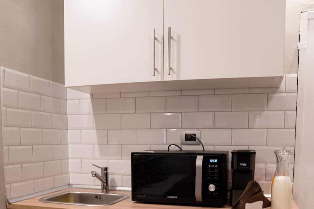 Instalaciones de cocina compartidas