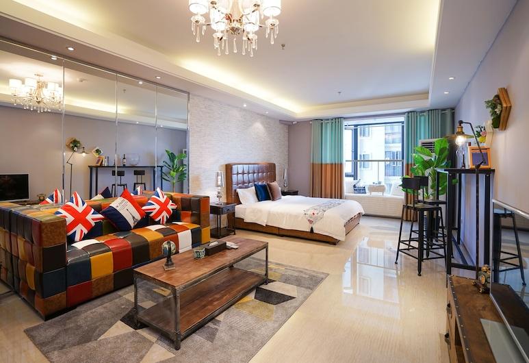 Vidicl Service Apartment, Dongguan, Economy dubbelrum, Rum