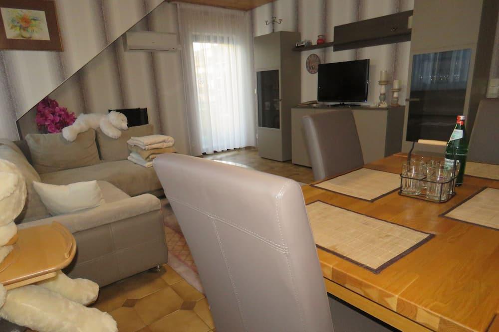Apartamento, 2 habitaciones (incl. 40€ cleaning fee) - Comida en la habitación