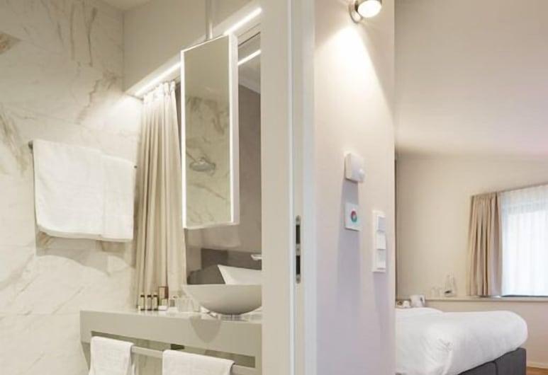 GUT LEBEN am Morstein, Westhofen, Honeymoon Double Room, Guest Room