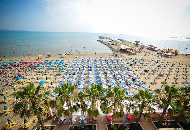 Hotel Iliria Internacional, Durres, Beach