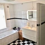 Comfort-Doppelzimmer, Erdgeschoss (Rotterdam Room) - Badezimmer