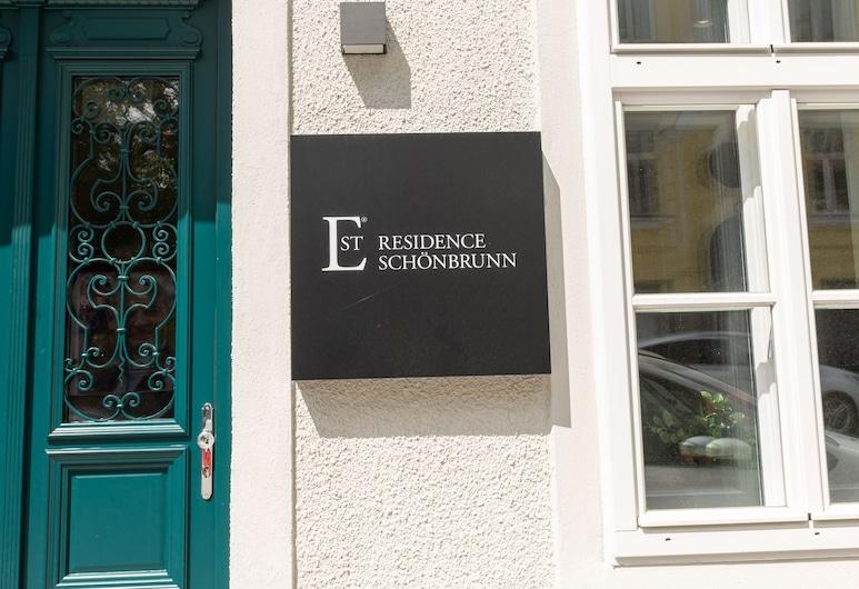 EST Residence Schoenbrunn Vienna - contactless check-in, Viena, Fachada