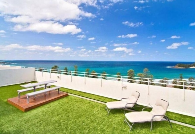 713 at the Beach, Manly, Balkon