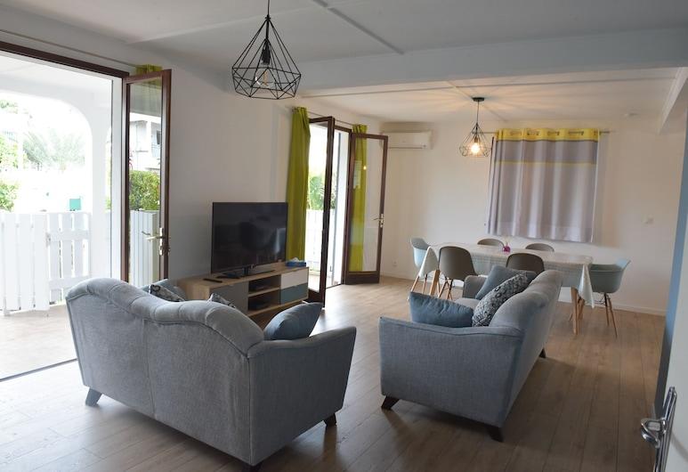 Maison ZAMANA, Saint-Denis, Villa exclusiva, 3 habitaciones, Zona de estar
