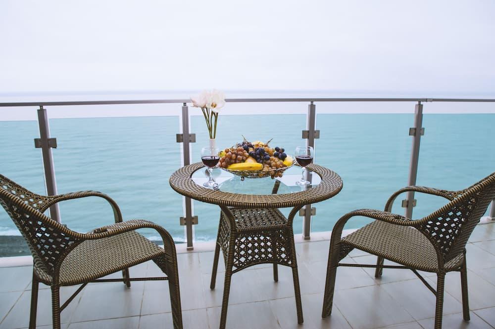 Deluxe Double Room, Sea View - Balcony