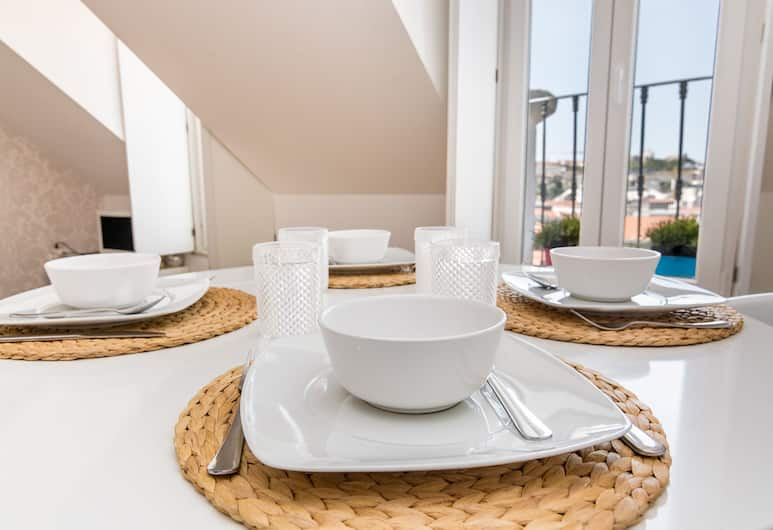 Trigueiros Loft Apartment, Lisbon, Apartment, 1 Bedroom, Living Area