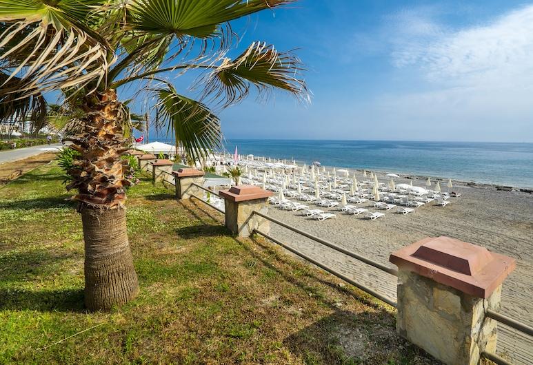 Campus Hill Hotel - All Inclusive, Alanya, Beach