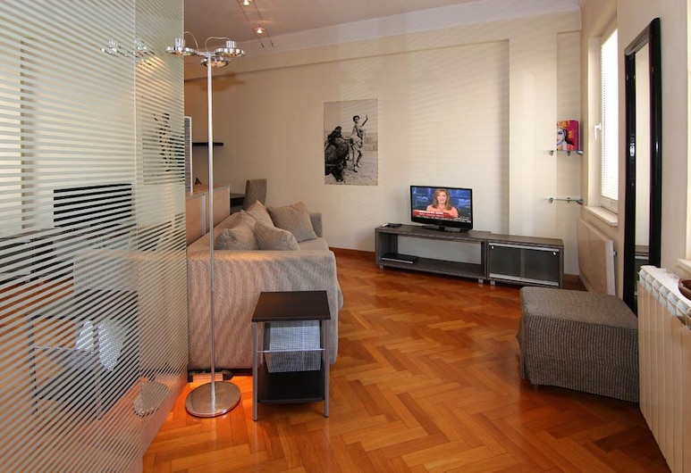 Apartments Main Street, Belgrad, Apartment (Art), Wohnbereich