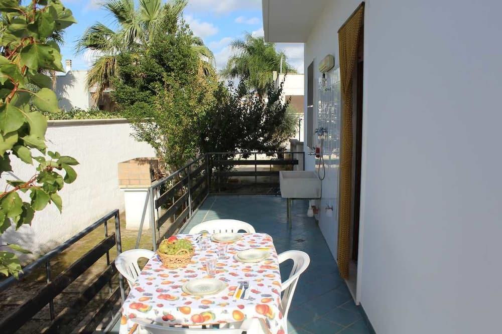 Dom, 2 sypialnie - Balkon
