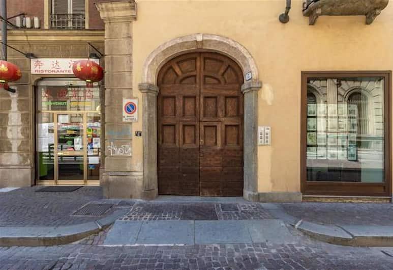 Torino Savoia Wooden Duplex Apt, Torino, Ingresso della struttura