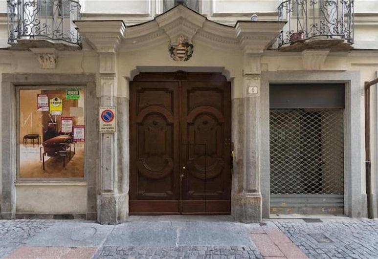 Torino Loft dei Mercanti, Turín, Vstup do zariadenia