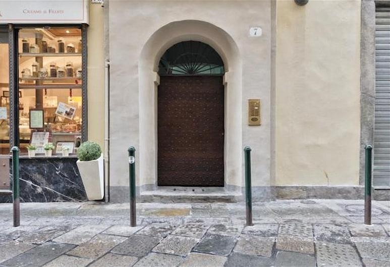 Torino Palazzo Di Città Elegant Apartment, Turín, Vstup do zariadenia
