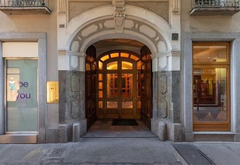 Torino Porta Palatina Cozy Flat, Turin, Entrée de l'hébergement