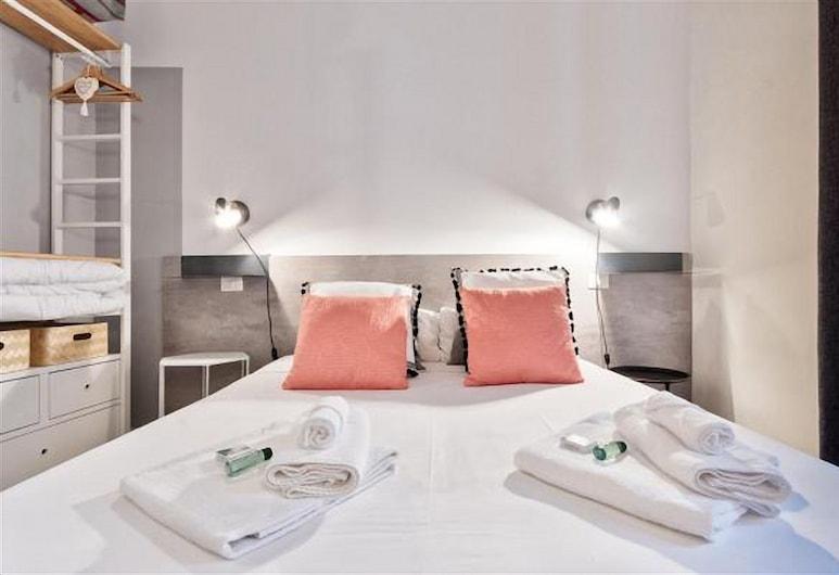 Torino S. Ottavio Chic Style Flat, Turin, Apartment, 1 Bedroom, Room
