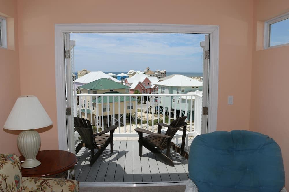 Будинок, 5 спалень - Балкон