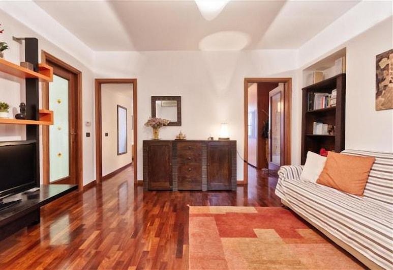Torino Crocetta & Politecnico Apartment, Turin, Căn hộ, 2 phòng ngủ, Khu phòng khách