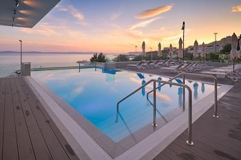 A(z) Amphora Hotel hotel fényképe itt: Split