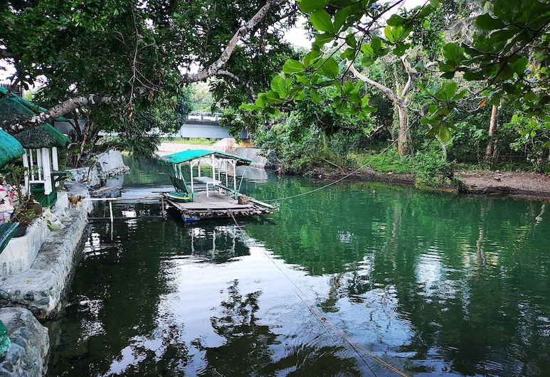 Nature Green Forest Resort, Baler, Rafting