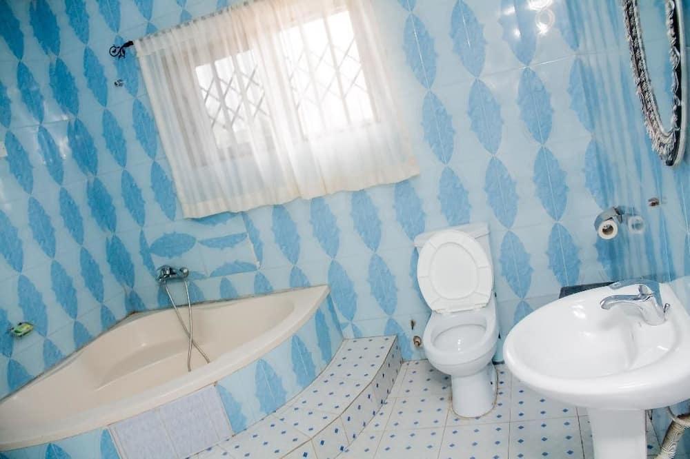 Chambre Double Standard - Salle de bain