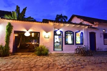 Paraty bölgesindeki Pousada Jardim das Oliveiras resmi
