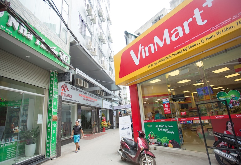 Aparthanoi, Hanoi, Front of property