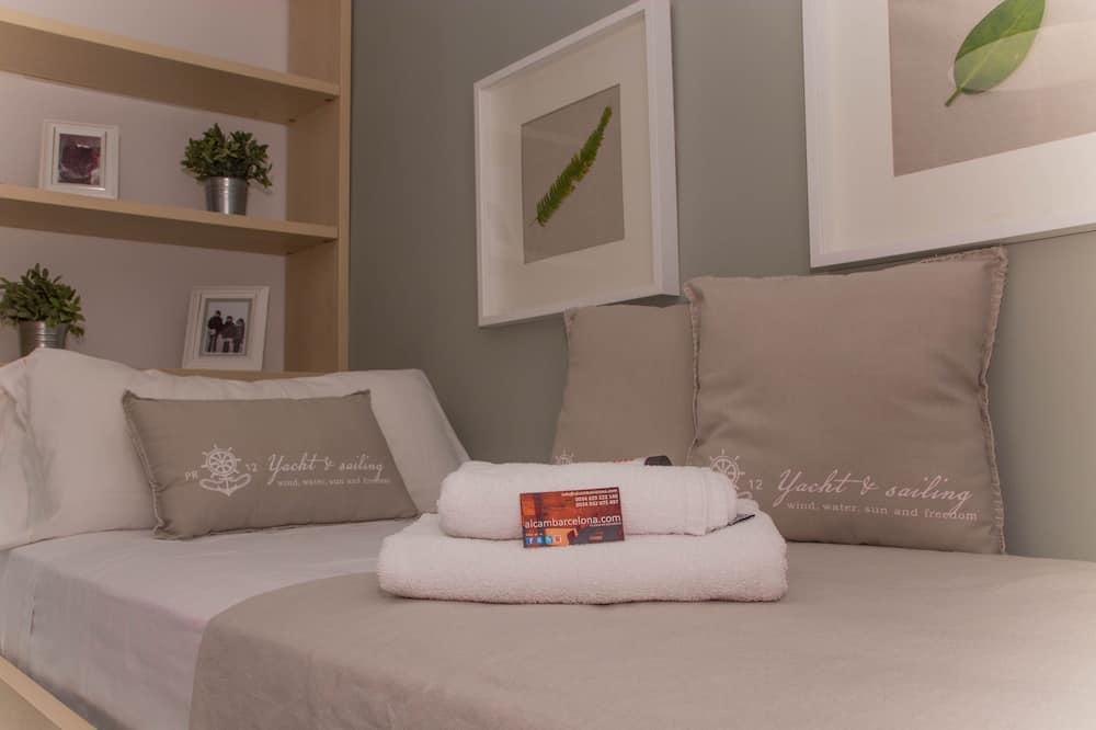 Apartament standardowy, 2 sypialnie, dla niepalących, taras - Pokój