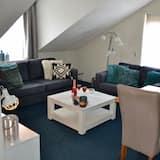 Departamento familiar, 2 habitaciones (Vila Vora 2) - Sala de estar