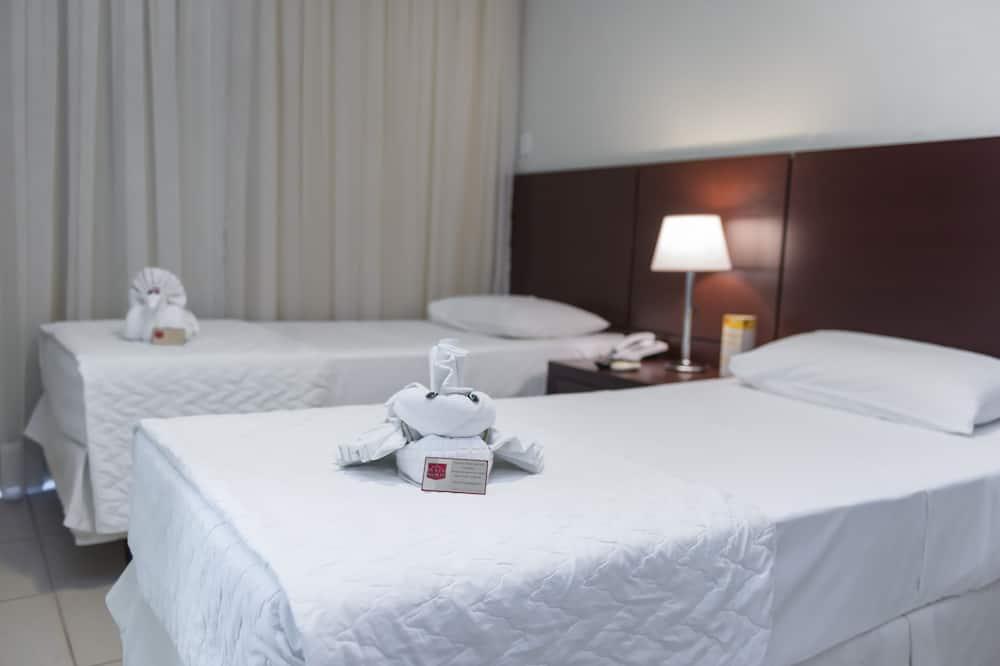 Standard Single Room - Bilik Tamu