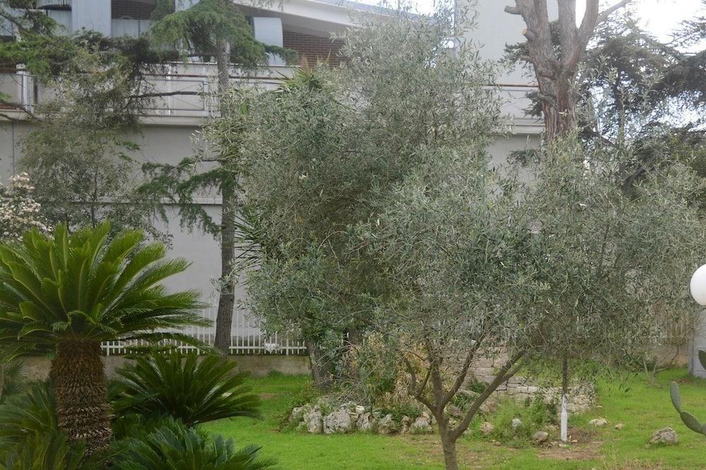 Standaard tweepersoonskamer - Uitzicht op tuin