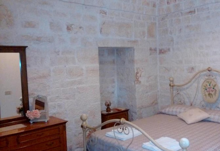 Property With 2 Bedrooms in Monopoli, With Terrace and Wifi - 8 km From the Beach, Monopoli, Appartamento, Camera