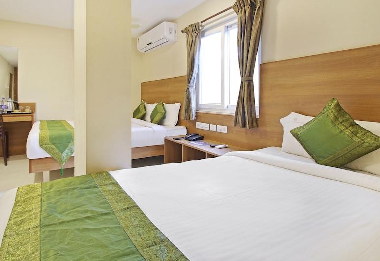 Treebo Trend Jansi Residency, Coimbatore, Quarto Deluxe, Quarto