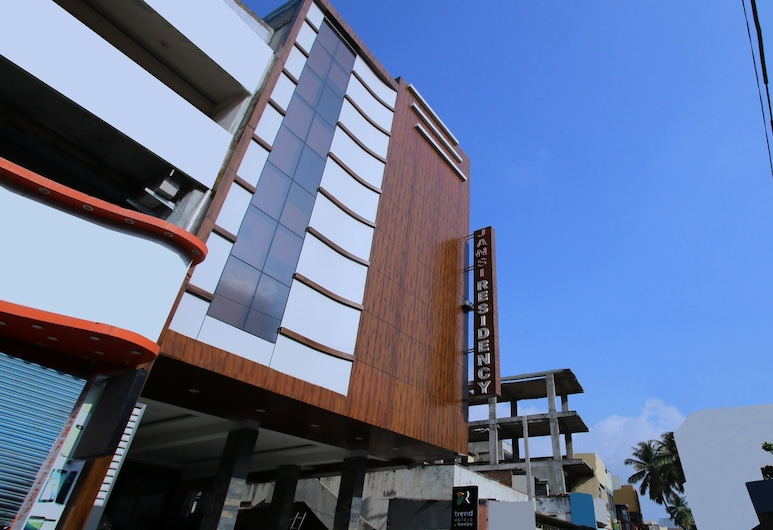 Treebo Trend Jansi Residency, Coimbatore, Fachada do Hotel