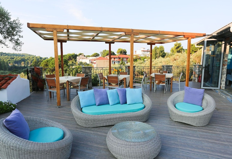 Skiathos Argento, Skiatos, Restoran na otvorenom