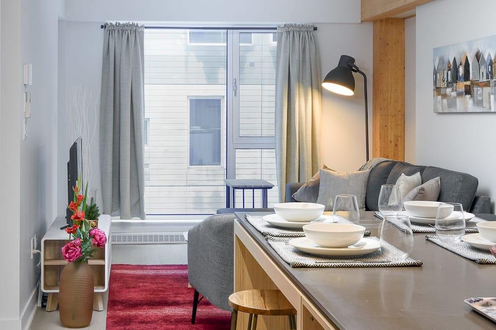 เอ็กซ์คลูซีฟอพาร์ทเมนท์ - บริการอาหารในห้องพัก