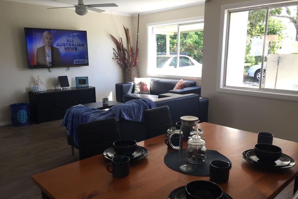 Family Διαμέρισμα, 2 Υπνοδωμάτια, Θέα στο Πάρκο - Περιοχή καθιστικού