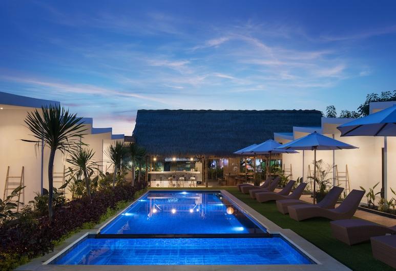 雅戈吉利氛圍酒店, 吉利艾爾, 泳池