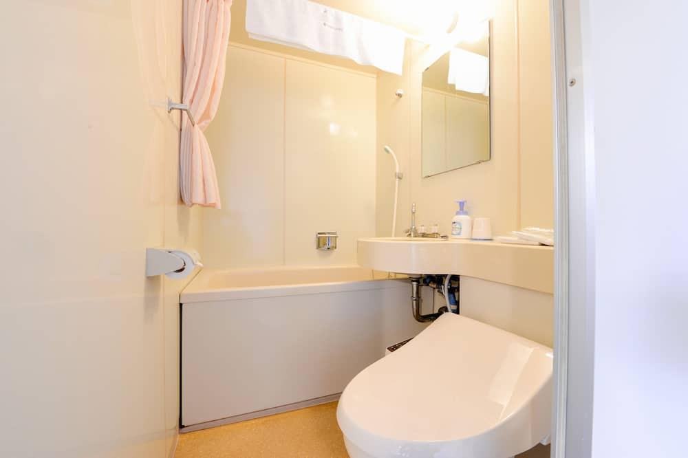 Twin Room, Non Smoking, Private Bathroom - Bathroom