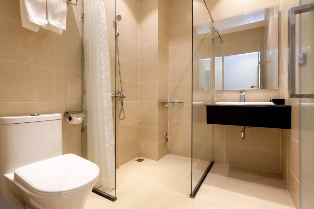 Kahden hengen huone (Modern) - Kylpyhuone