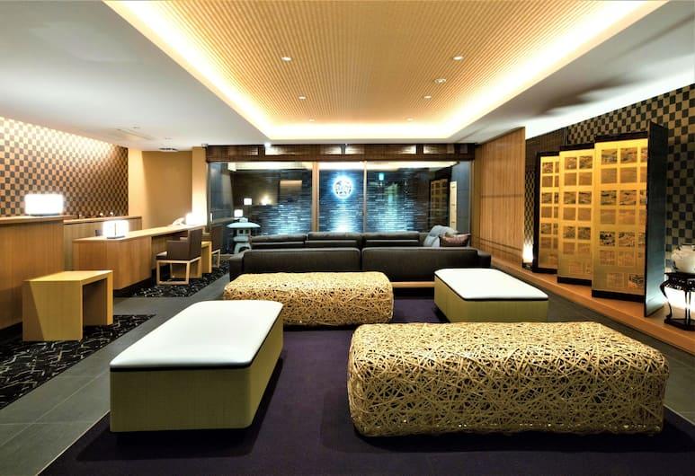 京都三條平靜飯店, Kyoto, 櫃台