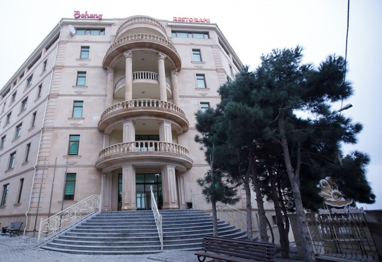 SEA PEARL HOTEL, Baku, Exteriér