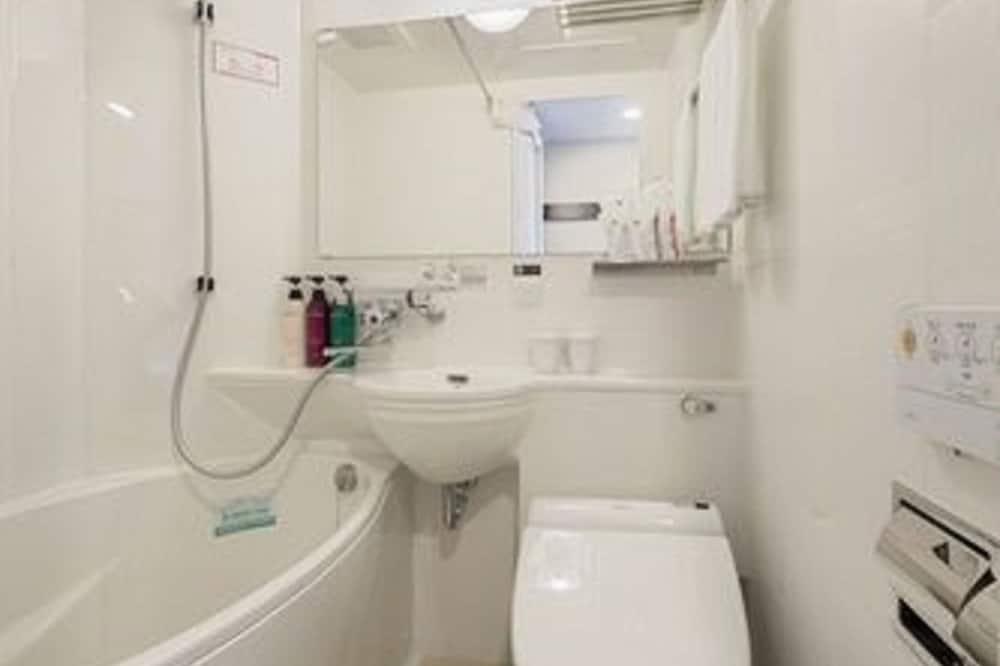싱글룸, 금연 - 욕실