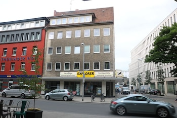 Nuotrauka: City Center Suites Hannover, Hanoveris