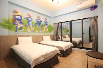 Bild vom Mushroom Castle Guesthouse in Taitung