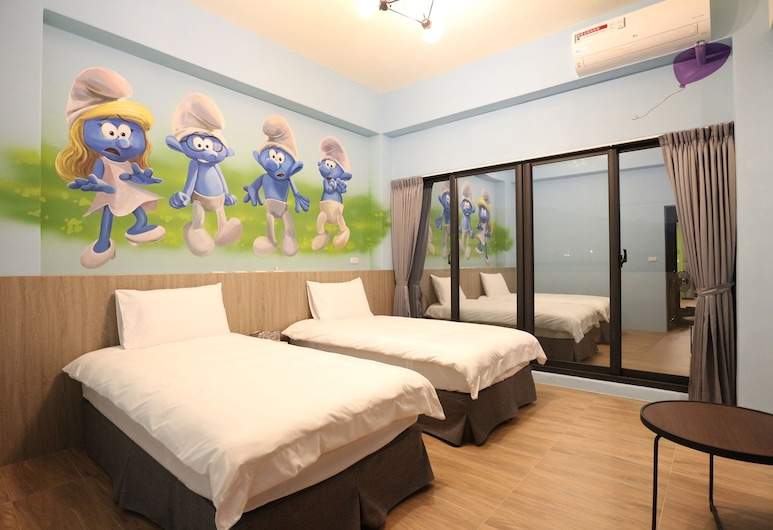Mushroom Castle Guesthouse, Taitung